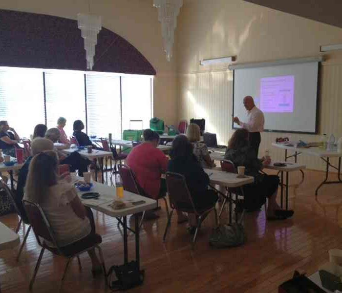 continuing adult education classes